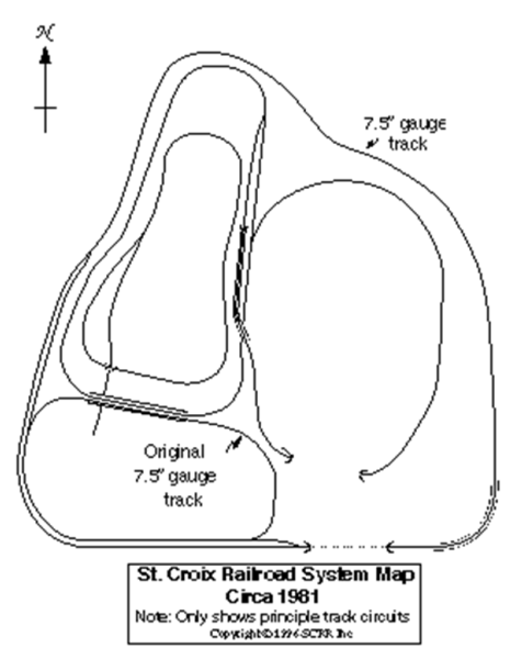 Scrr Track Maps